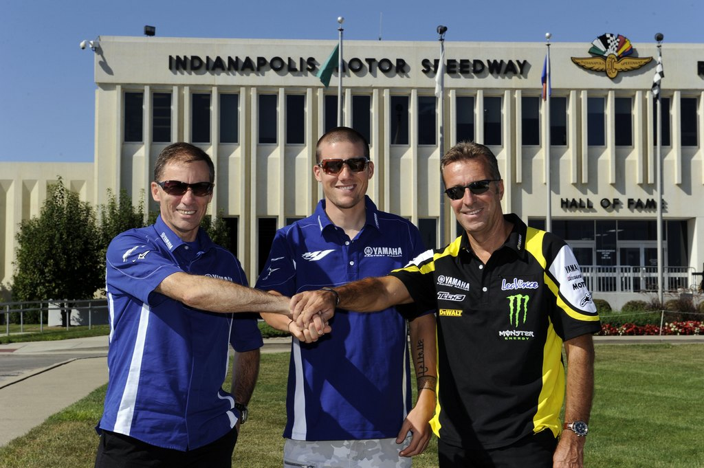 MotoGP: Official from Indianapolis, Spies to join Lorenzo, replacing Rossi in 2011