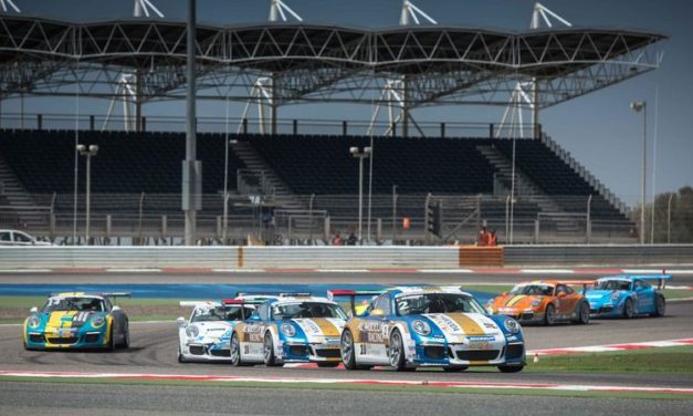Bahrain: Schmidt wins driver's championship for Al Nabooda Racing in Porsche GT3 Cup Challenge Middle East