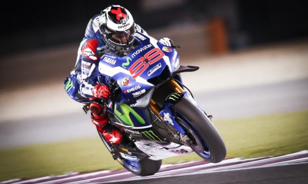 MotoGP: Crash filled final day in Qatar as the MotoGP test concludes with Lorenzo on top again