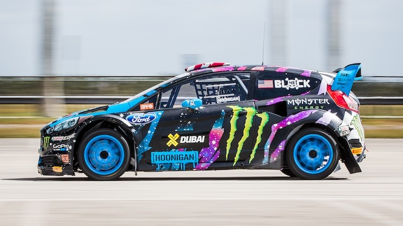 Events: Ken Block's Hoonigan Racing hails new lead sponsor support from XDubai