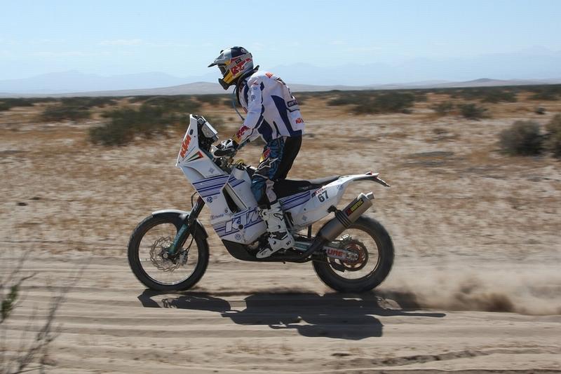 Rally Dakar: Miscommunication costs Mohammed Al Balooshi early farewell to Dakar