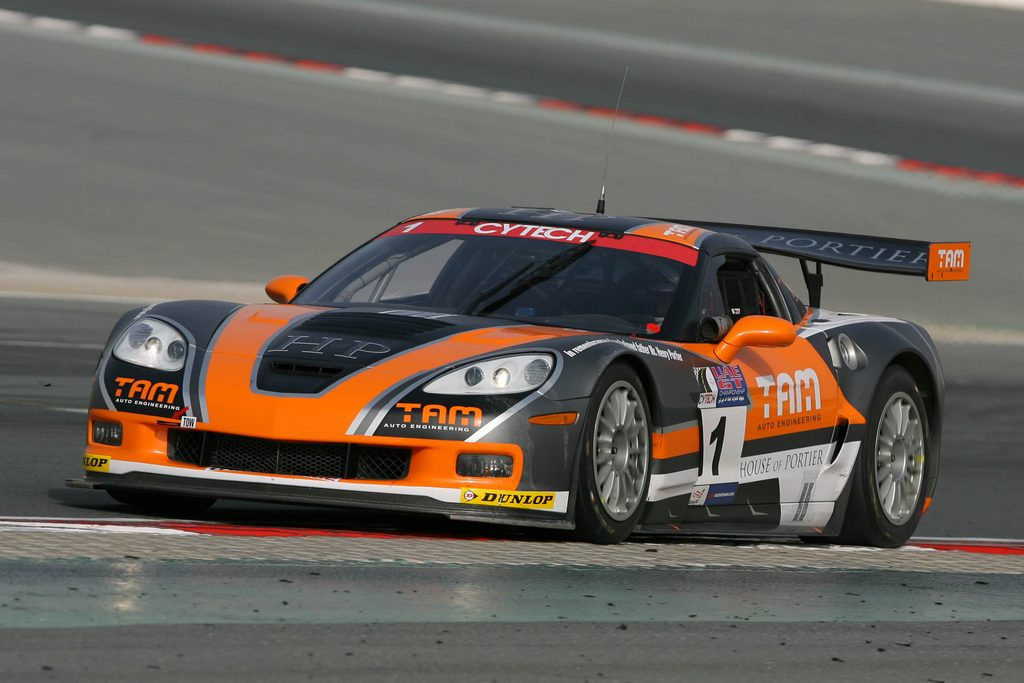 UAE GT: Three wins in a row for House of Portier
