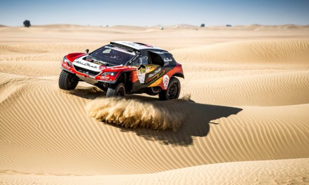 Dubai: Al Qassimi makes flying start to Dubai International Baja as Mare grabs Bikes lead