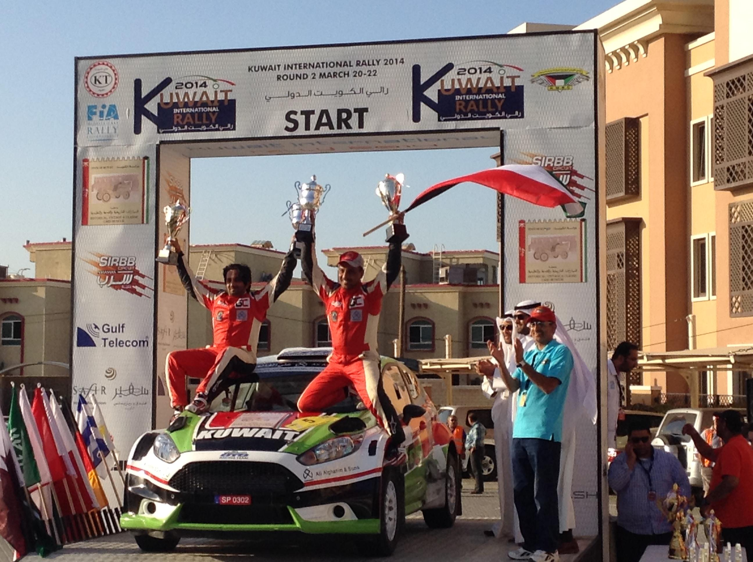 Rally: Revised second round of 2015 FIA Middle East Rally Championship in Kuwait