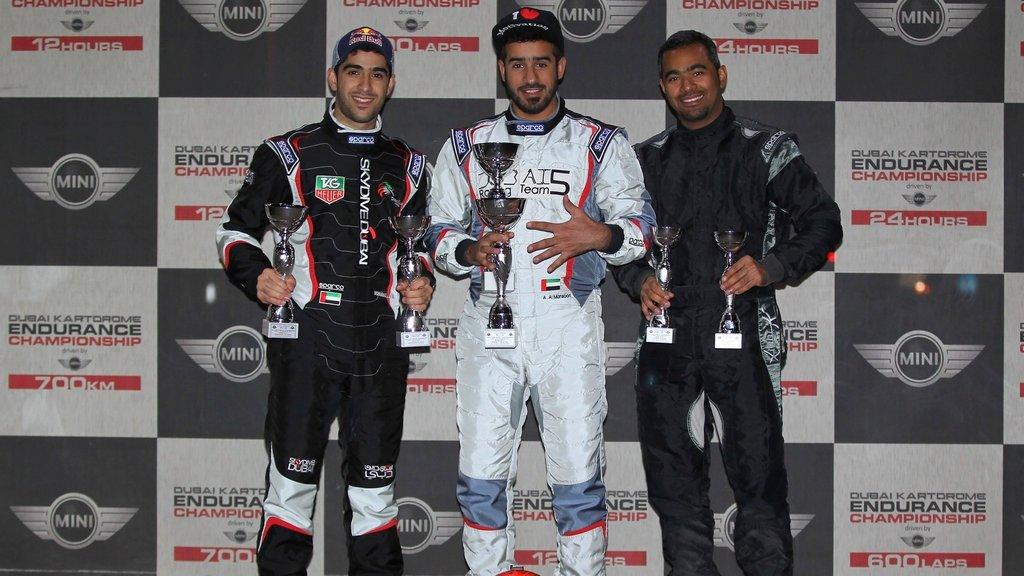 UAE Karting: Dubai Kartdrome wraps up 2013 season with SWS Championship finals