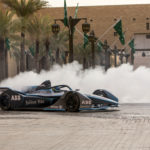 Saudi: Felipe Massa drives the first all-electric lap in Saudi Arabia to launch 'Saudia Ad Diriyah E-Prix' in December