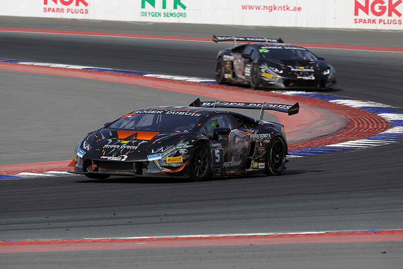 Dubai: Lamborghini Super Trofeo Middle East series headlines Dubai Autodrome national race weekend