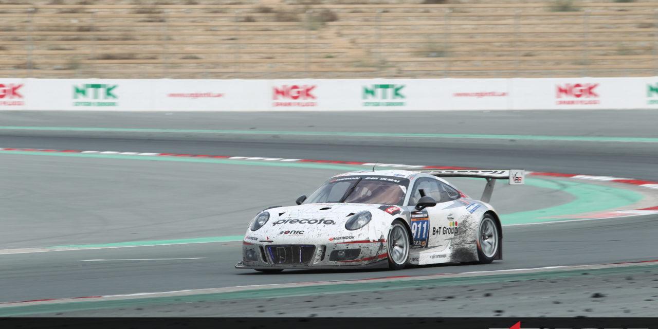 Dubai: Herberth Motorsport Porsche wins Hankook 24H Dubai