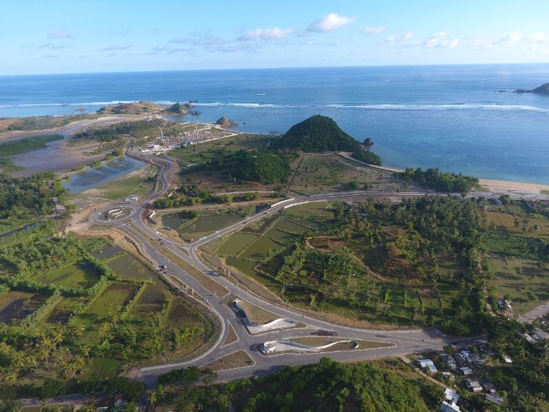 Events: Indonesia to host the FIM Superbike World Championship and MotoGP at new track in Lombok in 2021