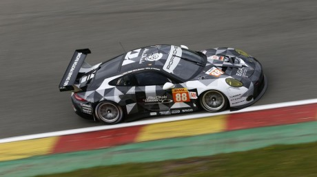 Porsche 911 RSR (88), Abu Dhabi Proton Racing: Christian Ried, Klaus Bachler, Khaled Al Qubaisi