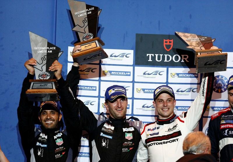 WEC: Abu Dhabi Proton team achieve amazing podium finish after starting in last place in Austin
