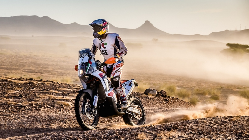 Rally Morocco: Top ten result for Balooshi despite medical setback