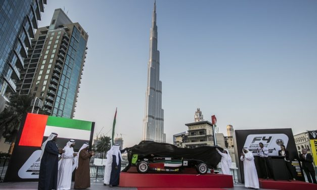 F4: Sheikh Nahyan bin Mubarak Al Nahyan unveils new UAE Formula 4 Championship
