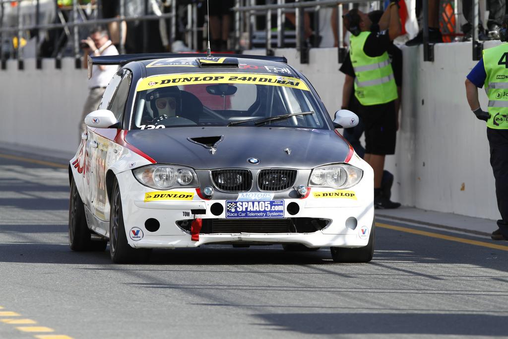 SVDP Racing: Dunlop 24hr Dubai 2012