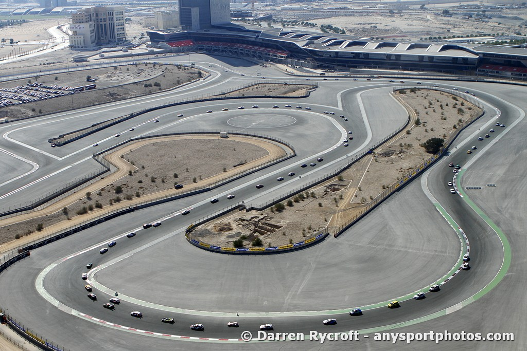Dubai 24hr: Lamborghini lead early on as record field embarks on 24 hours high speed adventure