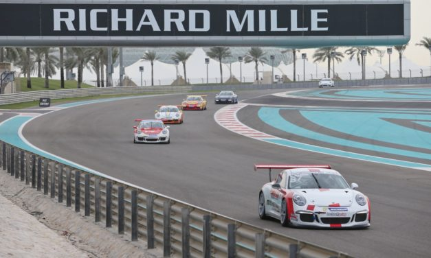 UAE: Bashar Mardini aims for podium finish as Porsche GT3 Cup Middle East finale draws near