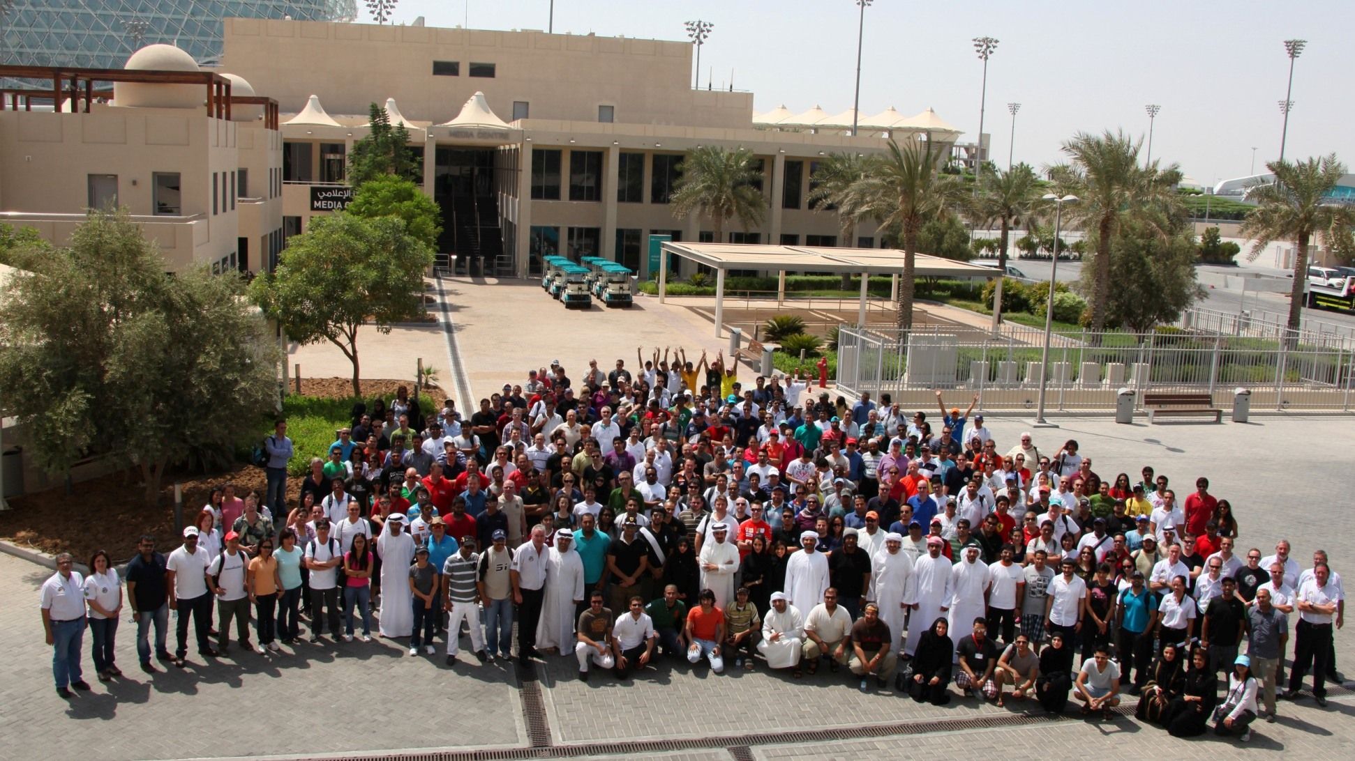 ATC UAE: Recruitment drive for Emirati marshals pays off as over one hundred sign up as volunteers