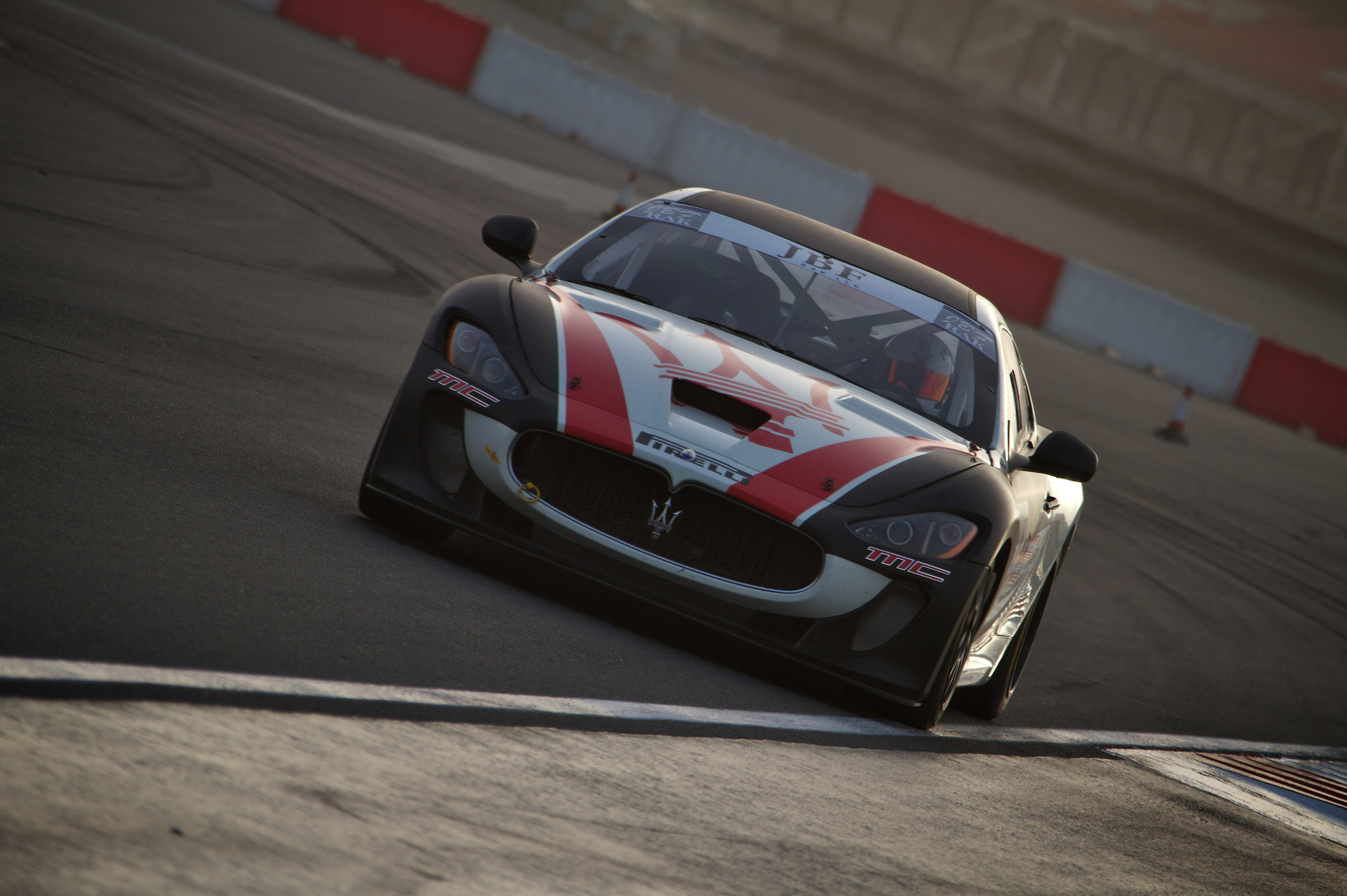 Maserati Trofeo: Lebanese ace Joe Ghanem clinches championship title in spectacular drama filled race weekend