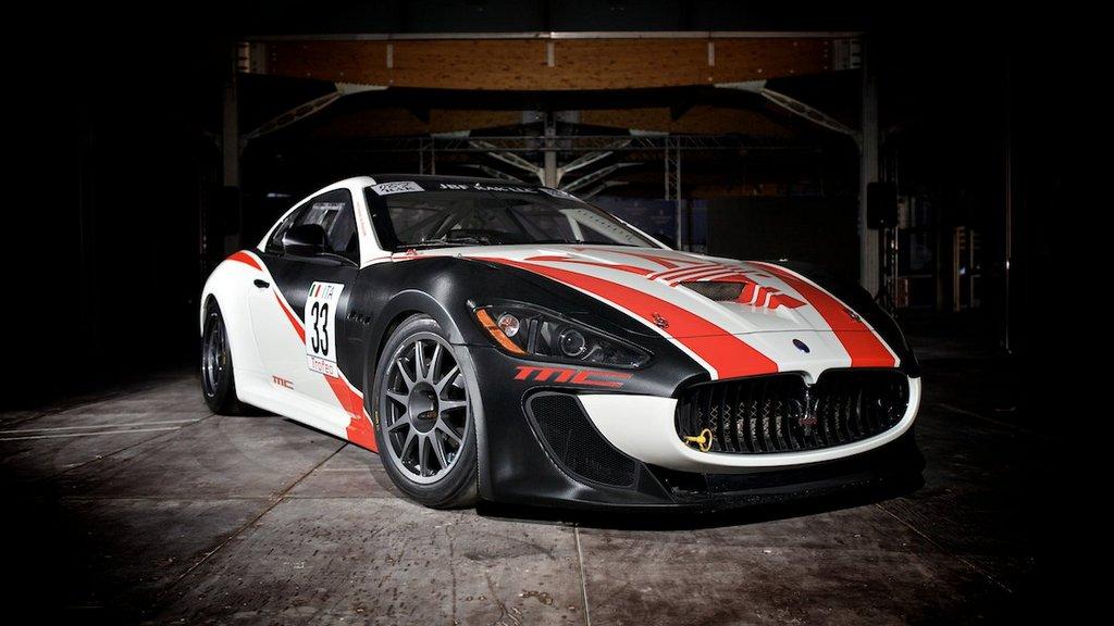 UAE: Maserati launches the Maserati Trofeo JBF RAK Middle East one-make championship