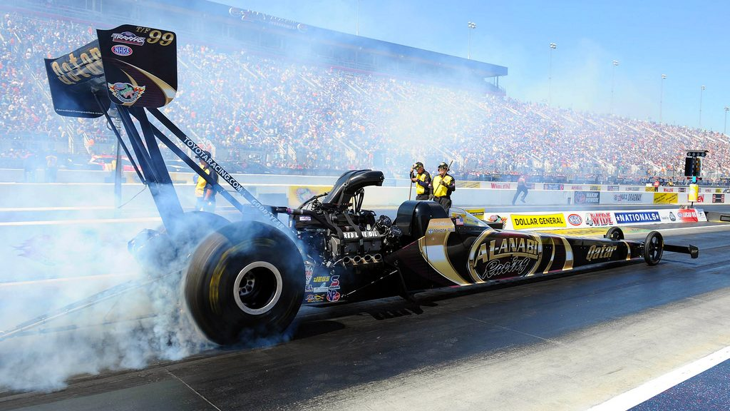 Drag: Al Balooshi enjoys continued success in NHRA Mello Yello Drag Racing Series