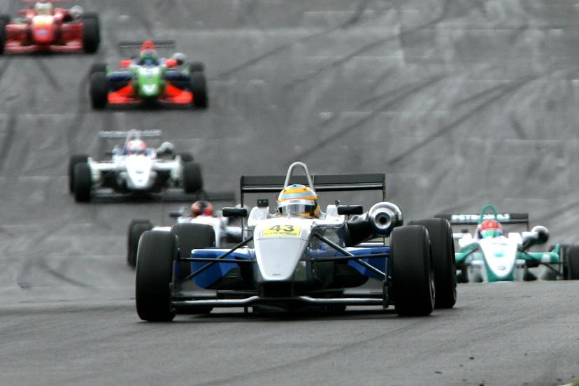 British F3: Menasheh Idafar looking to close final seasons races with Championship class win