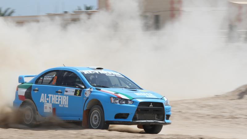 Kuwait: Challenging desert route set to test competitors in forthcoming Kuwait Rally