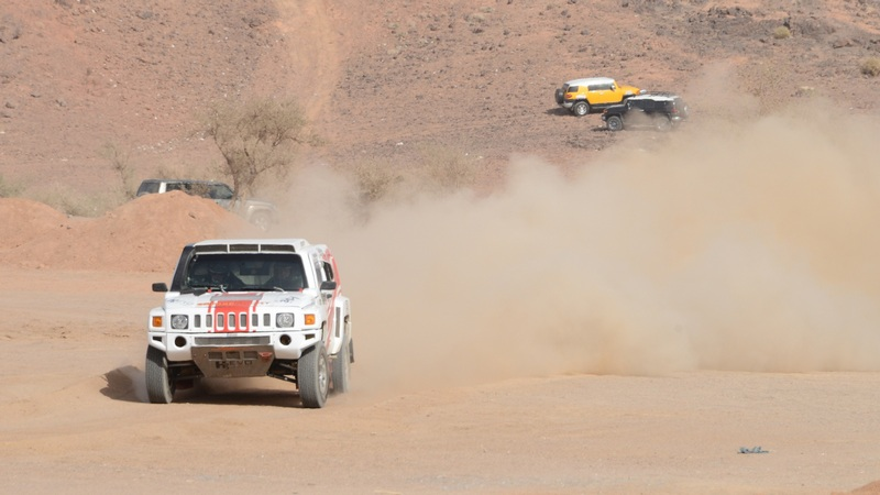 KSA: Czech Zapletal becomes first European driver to win Ha'il Rally as dune accident sidelines Al-Rajhi