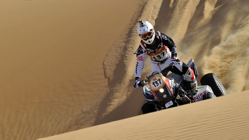 UAE: Emiratis face tough battle for rally titles in UAE Desert Championship