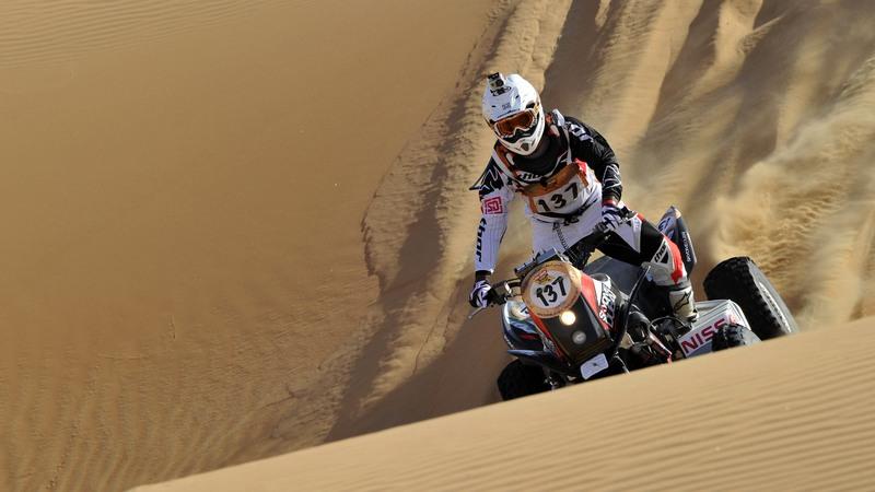 UAE: Emiratis face tough battle for rally titles in UAE Desert Championship