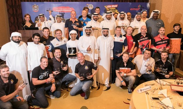 Dubai: Emirates Desert Championship season concludes with Prize Giving