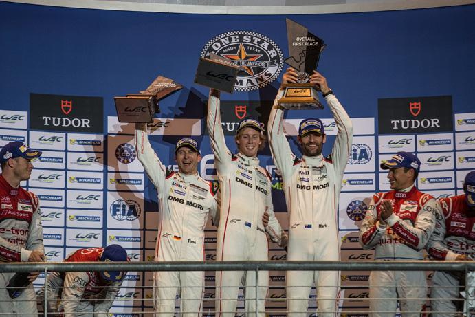 WEC: Webber/Hartley/Bernhard Porsche LMP1 takes second consecutive WEC win