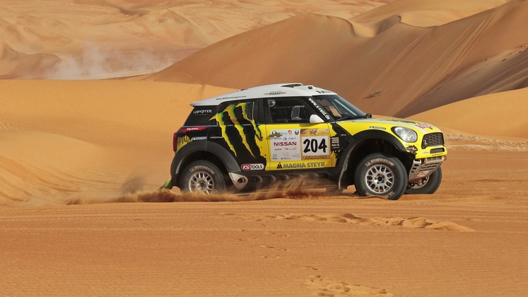 ADDC: Roma clinches Desert Challenge Victory as Coma captures bikes crown