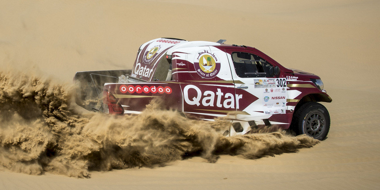 Dubai: Al Attiyah beats Al Qassimi to Dubai International Baja victory as Ackerman clinches Bikes crown
