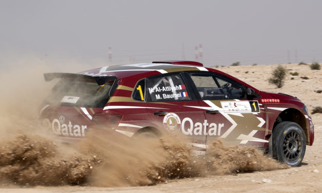 Qatar: Al Attiyah seals 14th Qatar Rally win and first regions success for VW Golf GTi R5