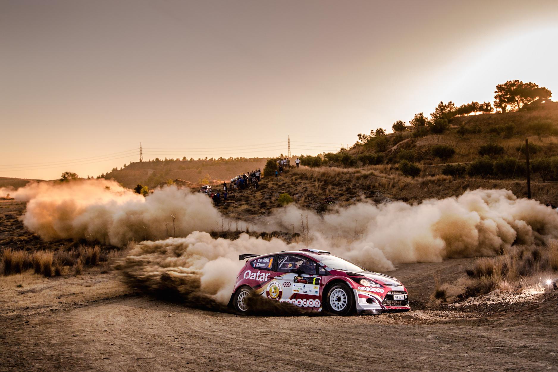 MERC Rally: Al Attiyah edges closer to 11th Championship victory in Jordan