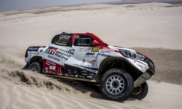 Rally: Manateq Qatar Cross-Country Rally will be the opening round of the FIA WORLD CUP series in 2020