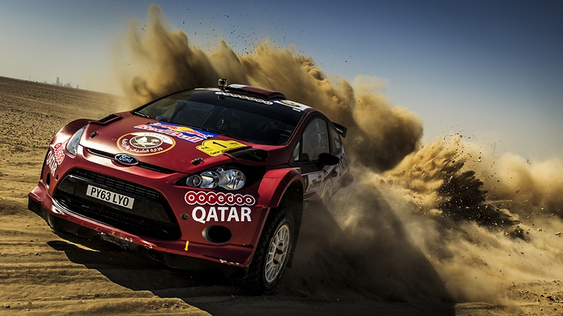 Rally: Al Attiyah takes convincing 12th victory in Qatar International Rally