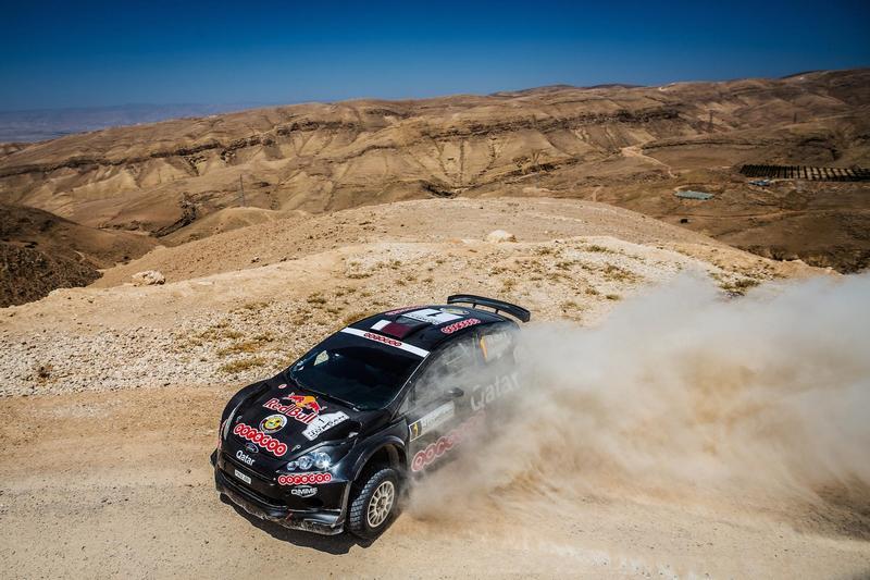 Rally: Eighth Middle East Jordan Rally succes for Qatar's Al Attiyah