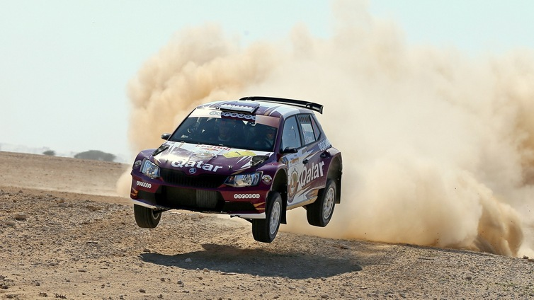 Rally: Al Attiyah cruises to victory as local racer Al-Thefiri secures national title in Kuwait International Rally