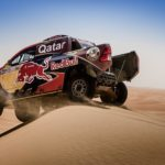 UAE: Al Attiyah and Walkner top Abu Dhabi Challenge leader board after second stage