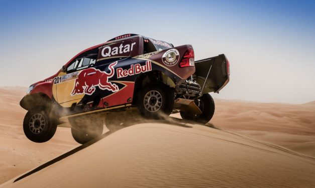 UAE: Al Attiyah and Walkner top Abu Dhabi Challenge leader board after second stage