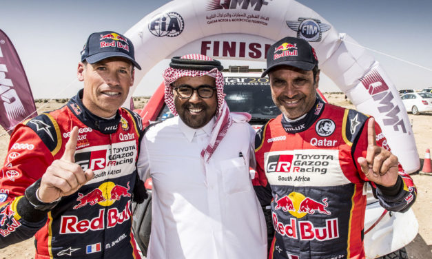 Qatar: Al Attiyah storms to sixth victory in Qatar Cross-Country Rally