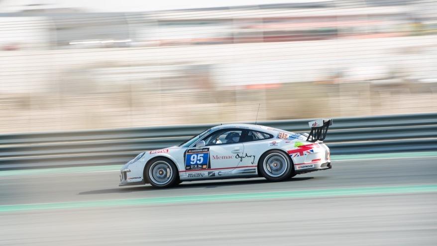 24H: Quaife enjoys Dubai 24 with Memac Ogilvy Duel Racing despite retirement from race