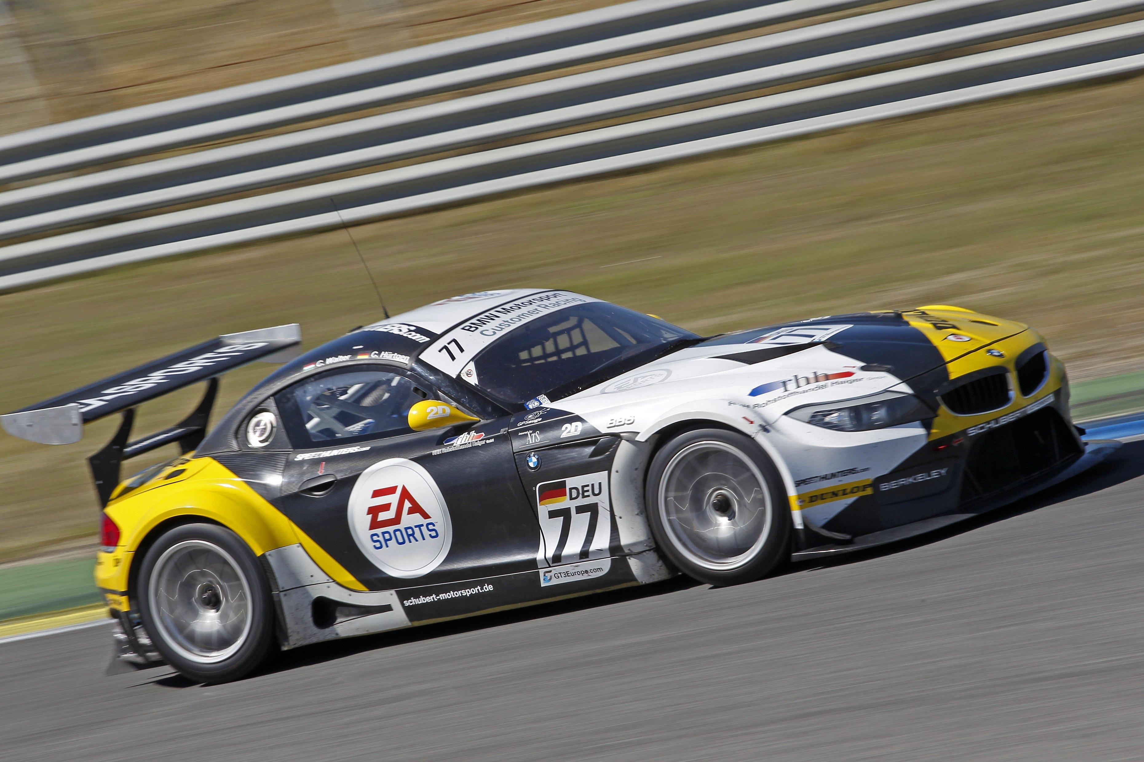 First win for BMW Z4 in FIA GT3 | CircuitProDigital