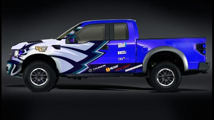 KSA: Saudi Ahmed Al-Sabban set to debut new Ford Raptor T2 in Rally Jeddah