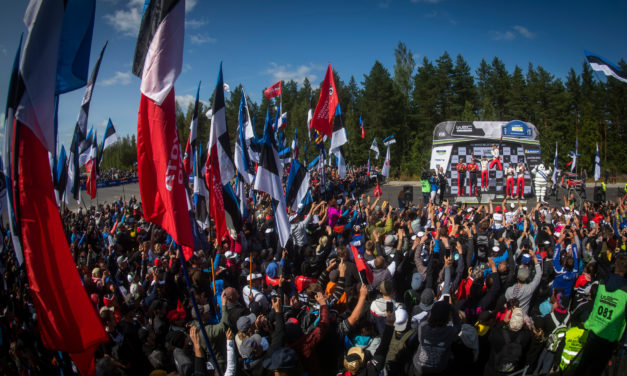 WRC: Rally Finland – Ott takes win and opens up championship lead