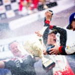 WRC: Three in a row for Tanak at Rally Deutschland