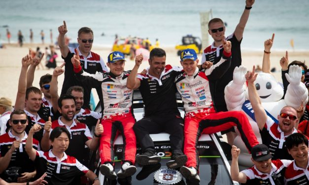 WRC: Rally Portugal – Ott Tänak closes gap on series leader with victory in Portugal