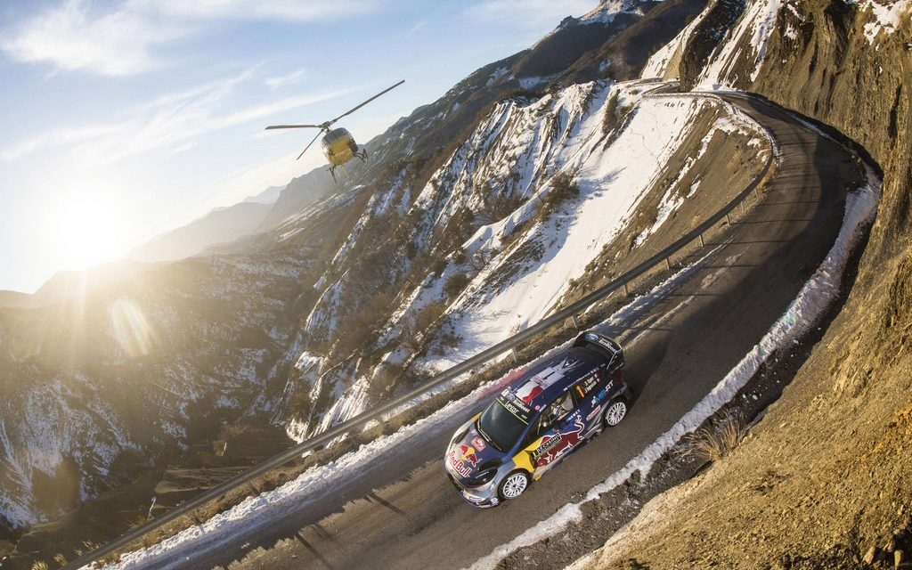 WRC: M-Sport announce the re-signing of current WRC champion Ogier for 2018
