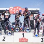 WRC:  Neuville breaks victory jinx in Corsica